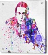 Al Pacino Acrylic Print by Naxart Studio