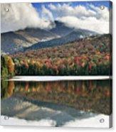 Algonquin Peak From Heart Lake - Adirondack Park - New York Acrylic Print by Brendan Reals