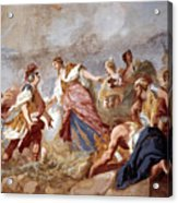 Amigoni: Dido And Aeneas Acrylic Print by Granger