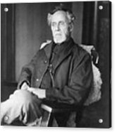 Andrew Still, 1828-1917, Founder Acrylic Print by Everett