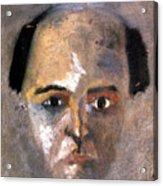 Arnold Schoenberg Acrylic Print by Granger