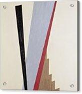 Ascending Acrylic Print by Carolyn Hubbard-Ford