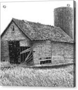Barn 19 Acrylic Print by Joel Lueck