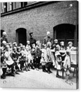 Berlin: Salvation Army Acrylic Print by Granger