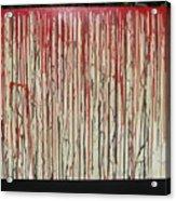 Betrayal Acrylic Print by Jacqueline Athmann