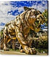 Big Mike Acrylic Print by Scott Pellegrin