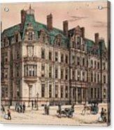 Birmingham And Midland Eye Hospital United Kingdom 1882 Acrylic Print by Payne and Talbot