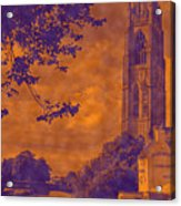 Boston Stump - Old Style Acrylic Print by Dave Parrott