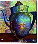 Brewing Nostalgia Acrylic Print by Gwyn Newcombe