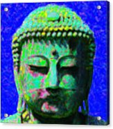 Buddha 20130130p18 Acrylic Print by Wingsdomain Art and Photography
