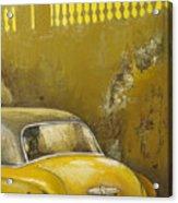 Buscando La Sombra Acrylic Print by Tomas Castano