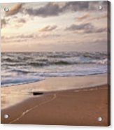Cape Cod Sunrise 1 Acrylic Print by Susan Cole Kelly