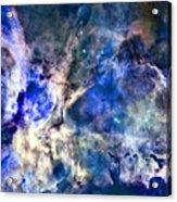 Carinae Nebula Acrylic Print by Michael Tompsett
