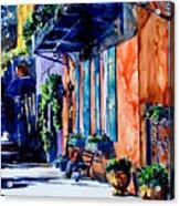 Charleston Dreaming Acrylic Print by Trish McKinney