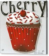 Cherry Celebration Acrylic Print by Catherine Holman