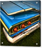 Chev One Acrylic Print by Jerry Golab