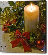 Christmas Time  Acrylic Print by Sophie De Roumanie