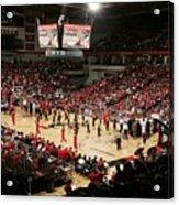 Cincinnati Bearcats Fifth Third Arena Acrylic Print by Replay Photos