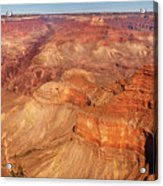 City - Arizona - Grand Canyon - The Great Grand View Acrylic Print by Mike Savad