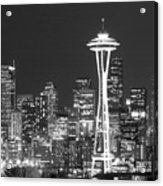 City Lights 1 Acrylic Print by John Gusky