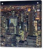 Cityscape Acrylic Print by Jason Pierce Photography (jasonpiercephotography.com)