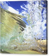Clear Water Acrylic Print by Vince Cavataio - Printscapes