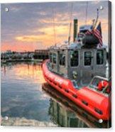 Coast Guard Anacostia Bolling Acrylic Print by JC Findley