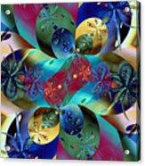 Colburst Acrylic Print by Lauren Goia