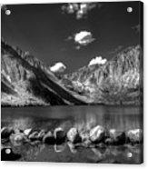 Convict Lake Near Mammoth Lakes California Acrylic Print by Scott McGuire