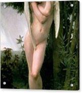 Cupidon Acrylic Print by William Adolphe Bouguereau