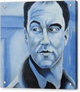 Dave Matthews - Some Devil  Acrylic Print by Joseph Palotas