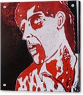 Dawn Of The Dead Print 1 Acrylic Print by Sam Hane