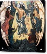 Descend To Hell Acrylic Print by Iosif Ioan Chezan