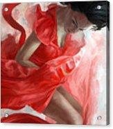 Descension Acrylic Print by Steve Goad