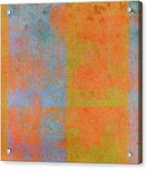 Desert Mirage Acrylic Print by Julie Niemela