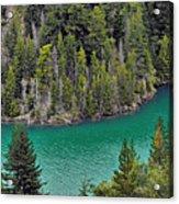 Diabolo Lake North Cascades Np Wa Acrylic Print by Christine Till