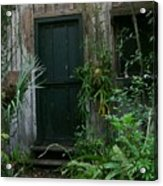 Door To The Past Acrylic Print by Ze DaLuz