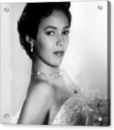 Dorothy Dandridge, No Date Acrylic Print by Everett