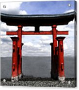 Dreaming In Japan Acrylic Print by David Lee Thompson