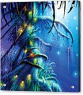 Dreaming Tree Acrylic Print by Philip Straub