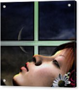 Dreams Are Made Of Acrylic Print by Bob Orsillo