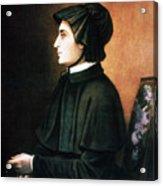 Elizabeth Ann Seton Acrylic Print by Granger