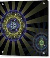 Enlightenment Acrylic Print by David April
