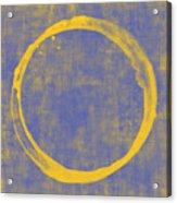 Enso 1 Acrylic Print by Julie Niemela