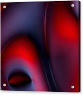 Erotic Art Acrylic Print by Steve K