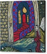 Eternal Peace And Happiness Acrylic Print by Deidre Firestone