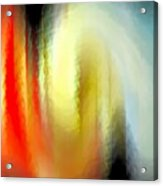 Evanescent Emotions Acrylic Print by Gwyn Newcombe