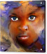 Every Child Acrylic Print by Bob Salo