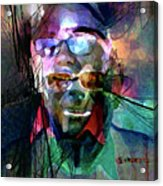 Excedrin Headache 17 Acrylic Print by Dean Gleisberg