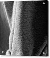 Fabric And Shadows 2 Acrylic Print by Robert Ullmann